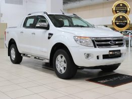 Foto numero 0 do veiculo Ford Ranger LIMITED 3.2 4X4 CD AUT - Branca - 2014/2015