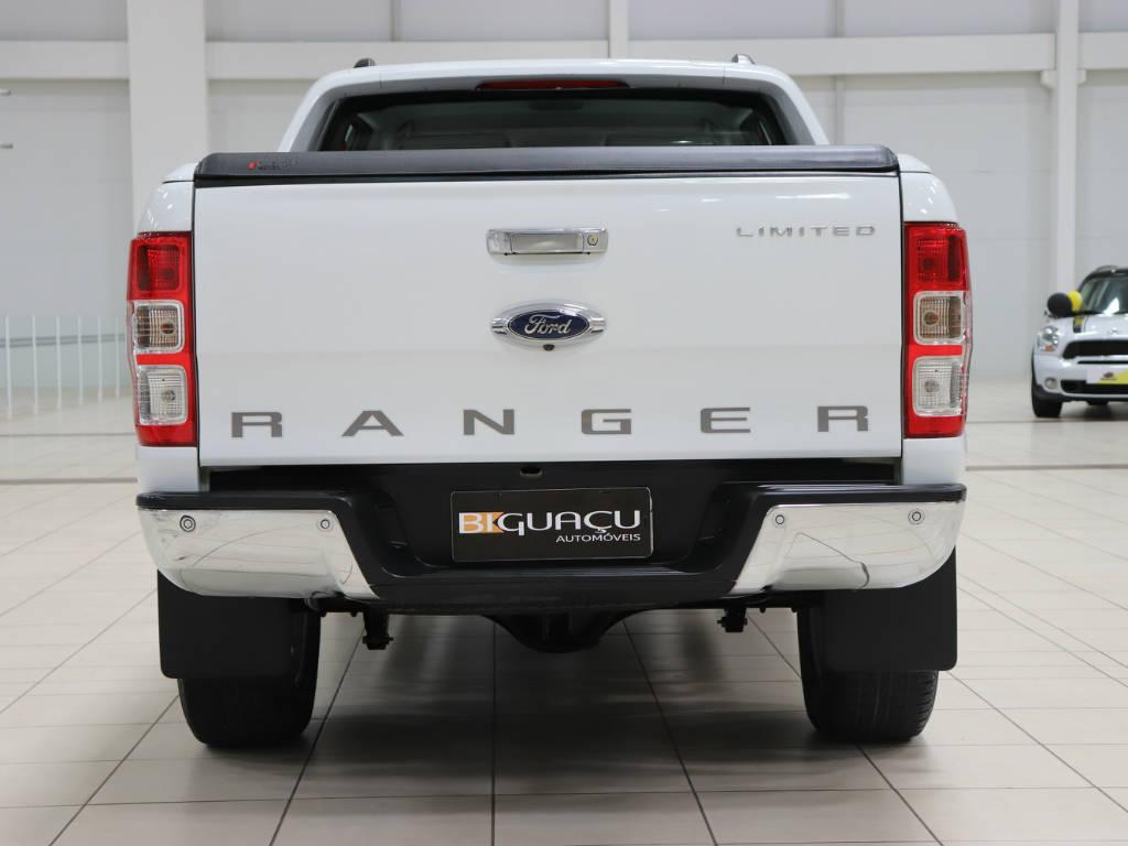 Foto numero 5 do veiculo Ford Ranger LIMITED 3.2 4X4 CD AUT - Branca - 2014/2015