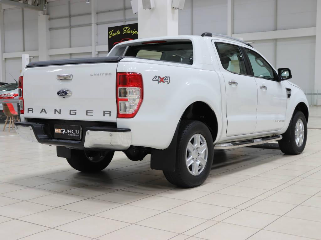 Foto numero 6 do veiculo Ford Ranger LIMITED 3.2 4X4 CD AUT - Branca - 2014/2015