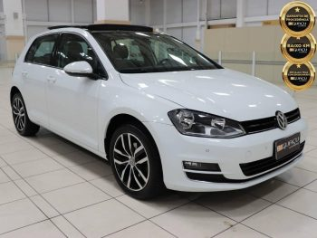 Foto numero 0 do veiculo Volkswagen Golf HIGHLINE 1.4 TSI - Branca - 2017/2017