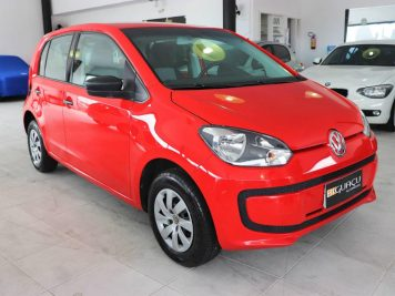 Foto numero 0 do veiculo Volkswagen Up take 1.0 Total Flex 12V 5p - Vermelha - 2014/2015